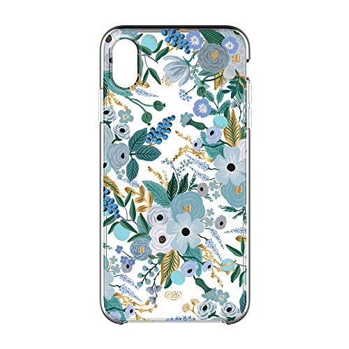 Rifle Paper Co. Protective Case for Maui - Garden Party Blue/Gold ()