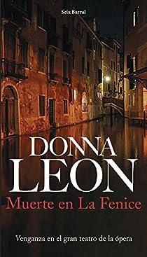 Muerte en La Fenice par Leon