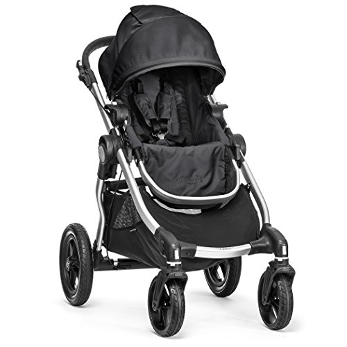 Baby Jogger City Select Stroller In Onyx by Baby Jogger