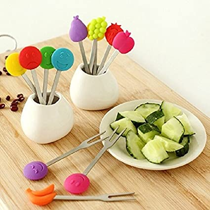 Buy Generic Useful Fruit And Vegetable Tools Cute Smile Shape Fruit