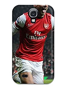 Durable Case For The Galaxy S4- Eco-friendly Retail Packaging(olivier Giroud)