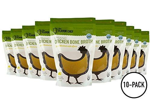 USDA Certified Organic Chicken Broth product image