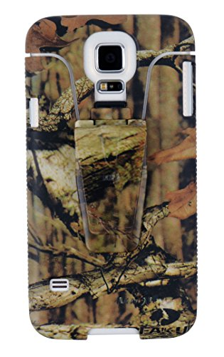 Nite Ize Connect Case for Galaxy S5 - Retail Packaging - Mossy Oak (Gs5 Case Custom)
