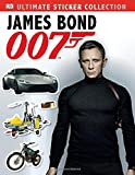 James Bond Ultimate Sticker Collection (James Bond Sticker Books)