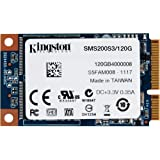 Kingston - SSDNow mS200 mSATA - 120 Go - Disque flash SSD interne