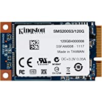 Ssd Msata Nuc Cubi Brix Sms200 120Gb 6Gb/S Sms200s3/120G Kingston