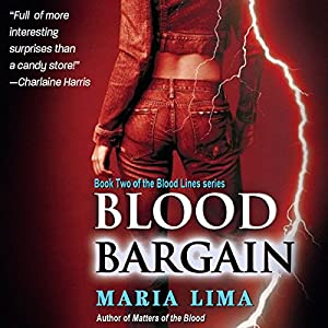 Blood Bargain Audiobook