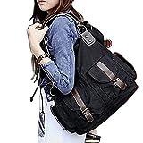 Canvas Tote Bags For Women, Shoulder Bag Casual Big Shopping Bags Handbag Work Travel Bags Hobo Bags Purse …