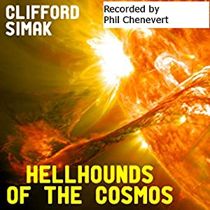 Hell Hounds of the Cosmos Audiobook