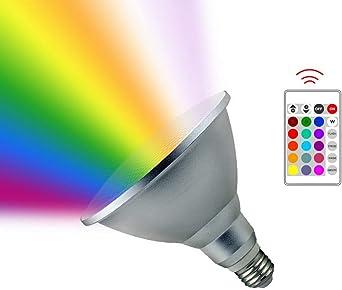 20w rgb bunte led birne farbwechsel lampe