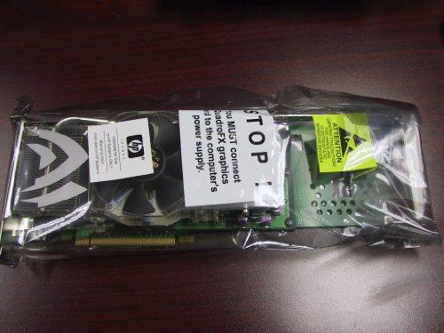 HP 433911-001 433954-001 NVIDIA Quadro FX 5500 1GB PCIE DUAL DVI Graphics new Card
