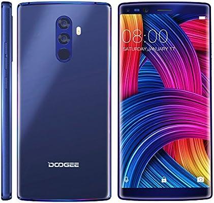 Doogee Mix 2 desbloqueado Smartphone 6 GB + 64GB Dual cámaras ...
