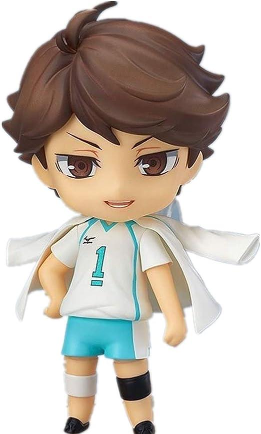 Oikawa Tooru Toru No.1 Haikyu Action PVC Anime Figurine 563 Haikyuu!