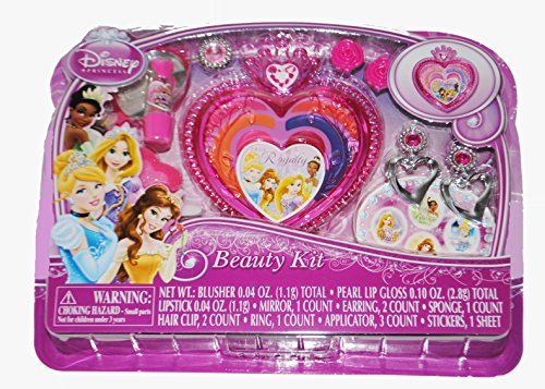 Princess Makeup Disney (Disney Princess Beauty Kit with Make-Up)