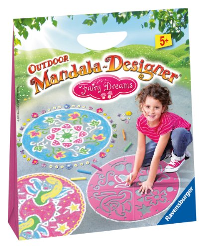 Ravensburger Outdoor Mandala-Designer Fairy Dreams Kit