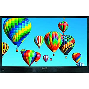 """Jensen JTV4015DC Widescreen 40"""" LED DC Television, 1920 x 1080 Resolution, 200 cd/m2 Brightness, 5000:1 Contrast Ratio, 89° View Angles, 16:9 Display Format, 6.5ms Response Time, DC 12V Power 10"""