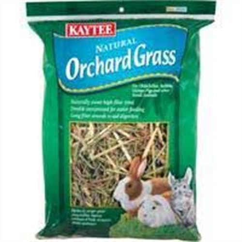 Kaytee Orchard Grass for Rabbits , 16-Ounce, My Pet Supplies