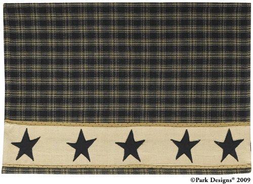Sturbridge Star Placemat- Set of 4 ()