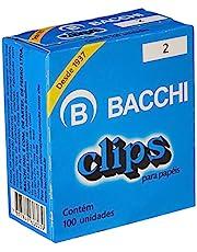 Bacchi 8039, Clips, Multicolor, Pacote de 100