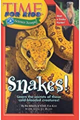 Time For Kids: Snakes! (Time For Kids Science Scoops) Paperback
