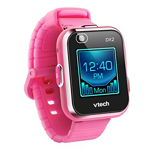 Image of the VTech Kidizoom Smartwatch DX2 Amazon Exclusive, Pink
