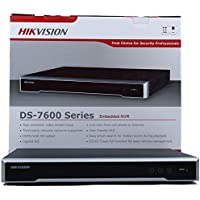 Hikvision DS-7608NI-I2/8P 8-Channel 12MP Embedded Plug & Play Network Video Recorder with 4K(3840x2160) 8 PoE Ports(NO HDD)