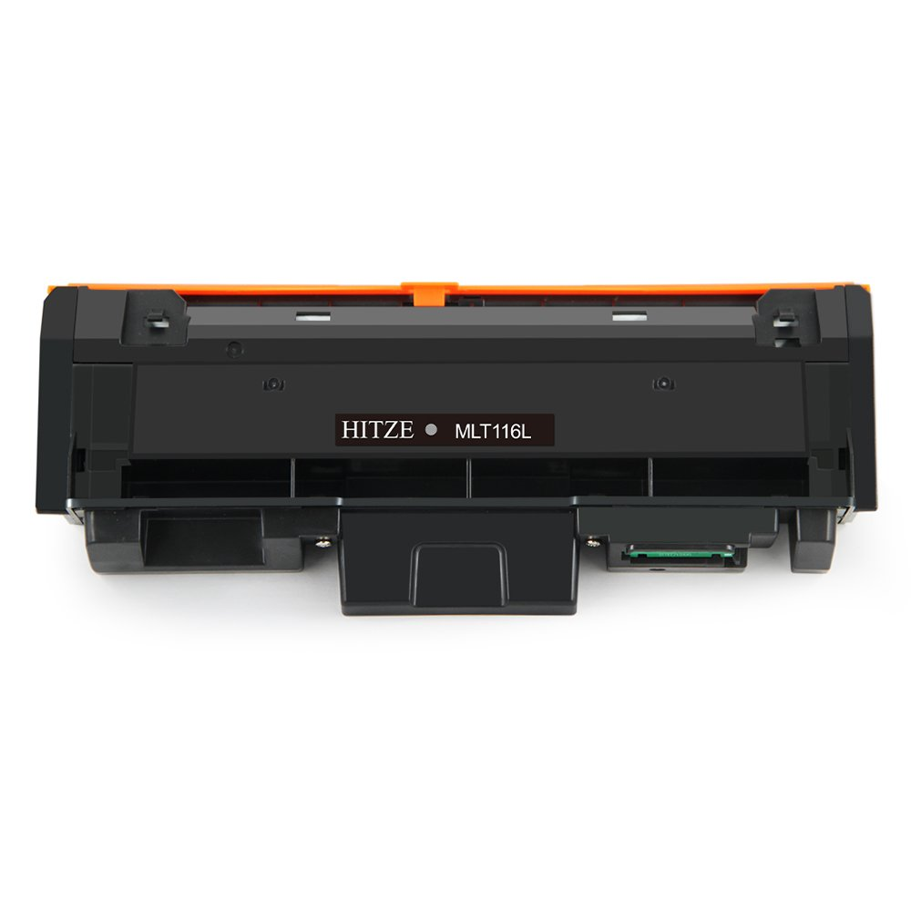 HITZE MLT-D116 MLTD116L Cartuccia del toner Compatibile per Samsung MLT-D116L D116L 116L (1 Nero) Elevato rendimento utilizzato in Samsung SL-M2620 SL-M2620D SL-M2620ND SL-M2625D SL-M2625 SL-M2625F SL-M2625FN SL-M2625N SL-M2626 SL-M2675 SL-M2675FN SL-M2820