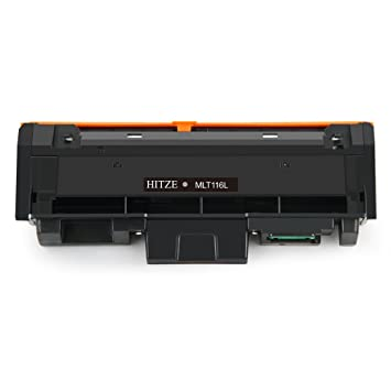 Hitze MLT D116L D116S Cartucho de Toner Negro Compatible para Samsung Xpress SL m2675f m2675fn m2620 m2625 m2625d m2625n m2626 m2675 m2676 m2820 m2825 ...