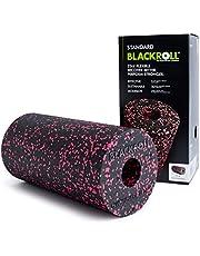 BLACKROLL® STANDARD, klassieke foamroller voor zelfmassage van rug en nek, effectieve massage roller voor functionele training, 30 cm