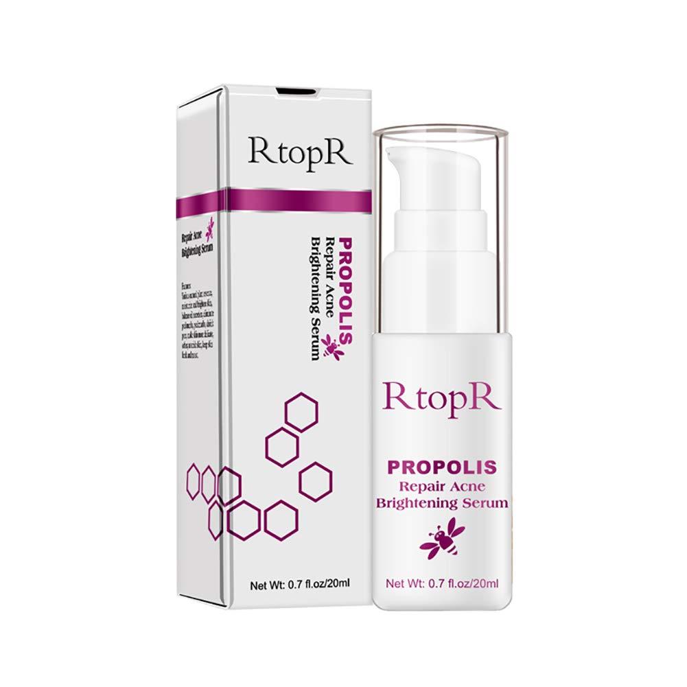 Brave669 Propolis Brightening Acne Repair Serum Scar Spots Cleaning Pores Acne Treatment