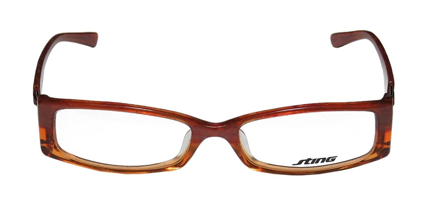 Sting 6329 Womens/Ladies Prescription Ready Designer Full-rim Eyeglasses/Eyewear