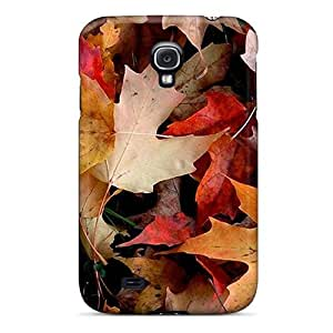 Brand New S4 Defender Case For Galaxy (autumn Leaves)