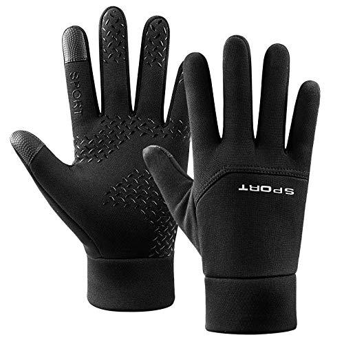 TAGVO Winter Sport Handschoenen Antislip Fietshandschoenen Waterdicht & Winddicht Outdoor Werkhandschoenen Draagbare…