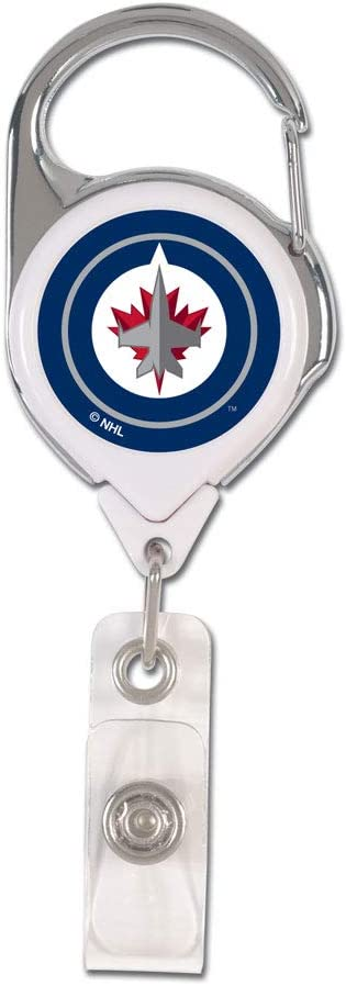 WinCraft NHL Retractable 2S Prem Badge Holders