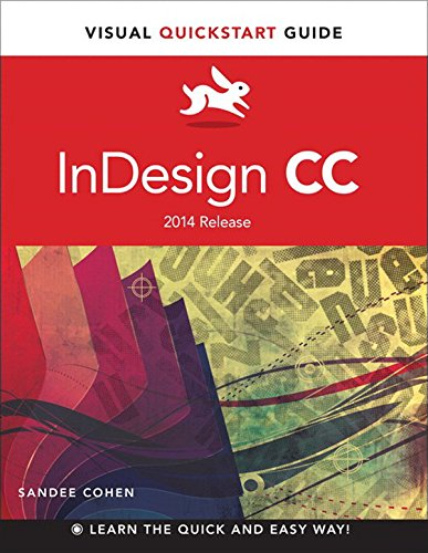 Download InDesign CC: Visual QuickStart Guide (2014 release) Pdf