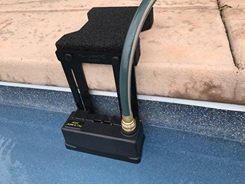 Fill-O-Matic 2000 swimming pool water leveler
