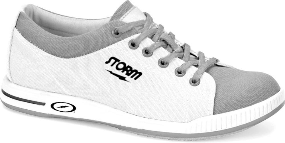 Storm Gust Bowling Shoes White/Grey