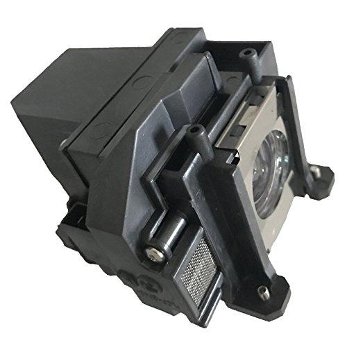 Litance Projector Lamp Replacement for Epson ELPLP53/ V13H010L53, PowerLite 1830, PowerLite 1915, PowerLite 1925W, VS400, EB-1925W, EB-1920W, EB-1910, EB-1830, EB-1900 by Litance (Image #2)