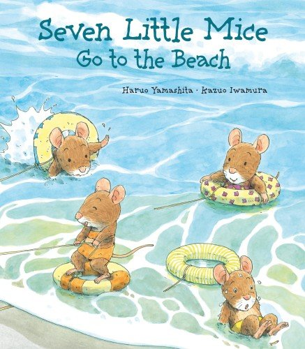 Read Online Seven Little Mice Go To The Beach PDF