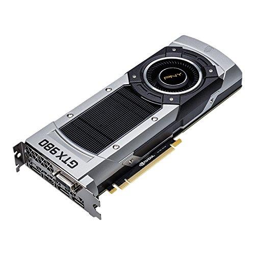 PNY GF980GTX4GEPB GeForce GTX 980 4GB GDDR5 - Tarjeta gráfica ...