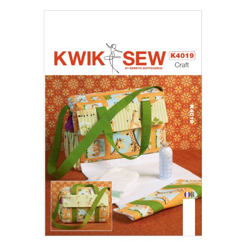 KWIK SEW PATTERNS Diaper Sewing Template product image