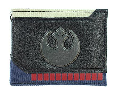 Star Wars - Han Solo Suit Up Bi-Fold Wallet 5 x 3in -