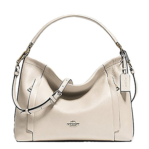 Coach Scout Hobo Purse in Pebbled Leather - #F34312 (Coach Large Scout Hobo In Pebbled Leather)