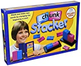 Didax Educational Resources Chunk Stacker Word Building Game