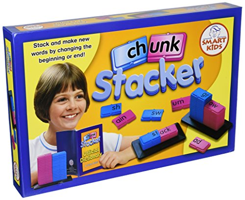 Didax Educational Resources Chunk Stacker Word Building Game by Didax