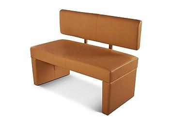 SAM® Esszimmer Sitzbank Sander, 140 cm, in cappuccino, Sitzbank mit ...