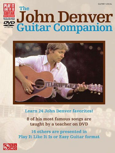 The John Denver Guitar Companion (Play It Like It Is Guitar) ()