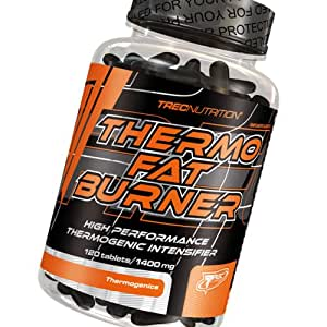 Thermo Fat Burner Max - 120caps - Fuerte termogénico pérdida de grasa de peso - Las mejores para adelgazar - cápsulas - Trec Nutrition