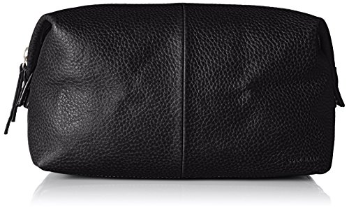 Cole Haan Men's Wayland Dopp Kit, Black, One Size by Cole Haan