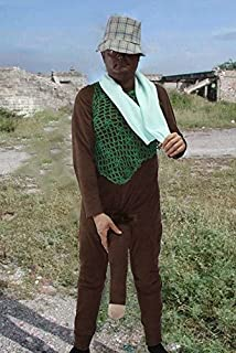 El negro de whatsapp vestido